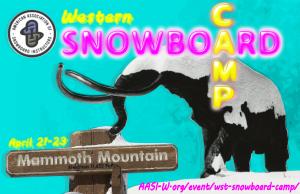 SNOWBOARD CAMP @ Mammoth