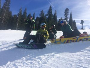 Snowboard Professional Development @ Mammoth and Northstar | Olympic Valley | California | United States