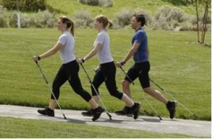 Nordic Walking for Total Fitness @ Tahoe Donner