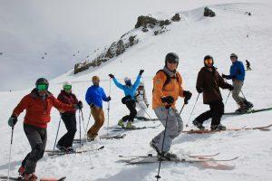Telemark Level 1 Preps @ Mammoth