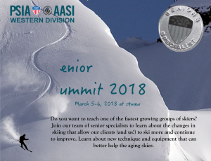 Senior Summit @ Squaw/Alpine